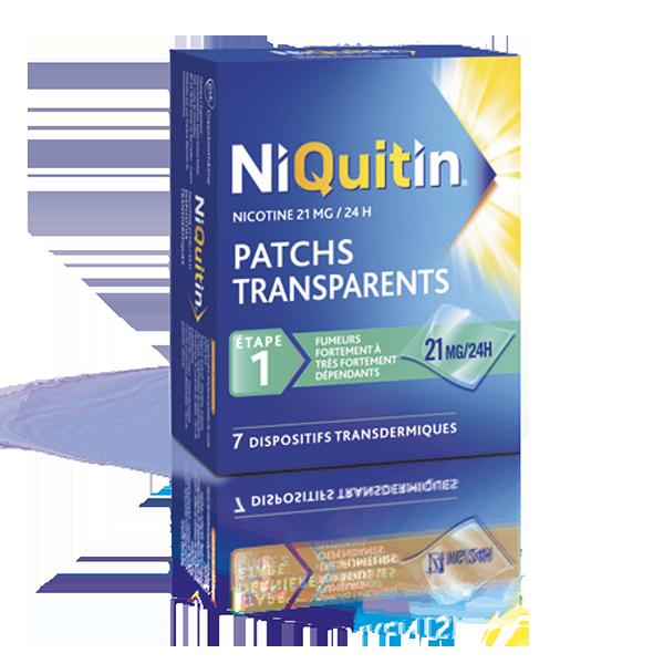 NQT patch 21mg x7